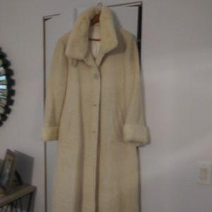 Jackets & Blazers - Anpel Made in Italy Maxi Wintercoat
